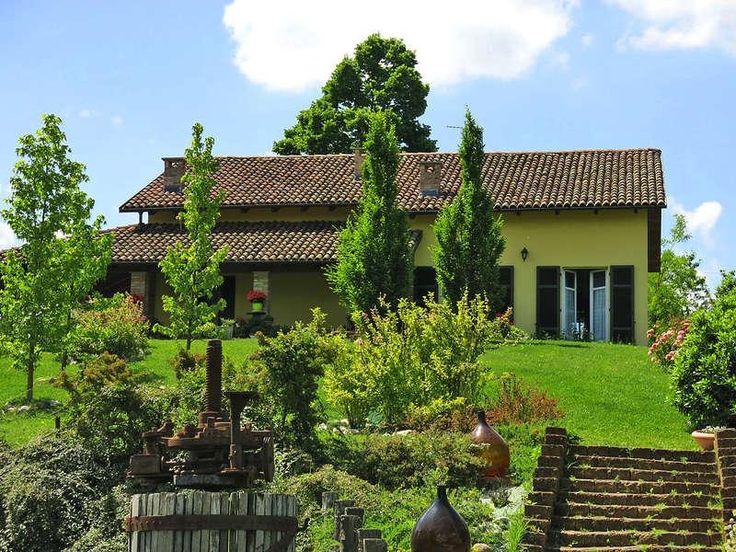 Welcome to Piemonte #italy #sunny #greengarden