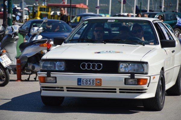 Audi Quatro 85. 1982.