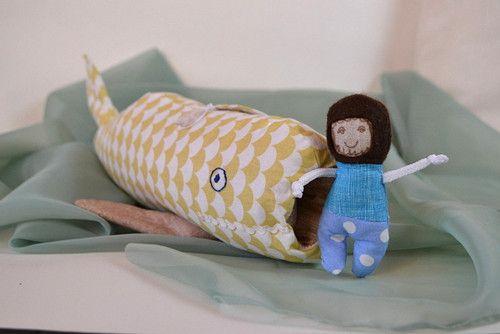 Jonáš a velryba/ žlutá