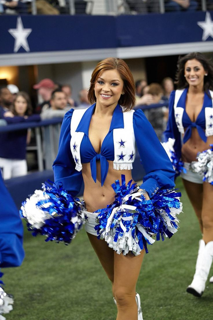 Holly P ☆ Dallas Cowboys Cheerleader