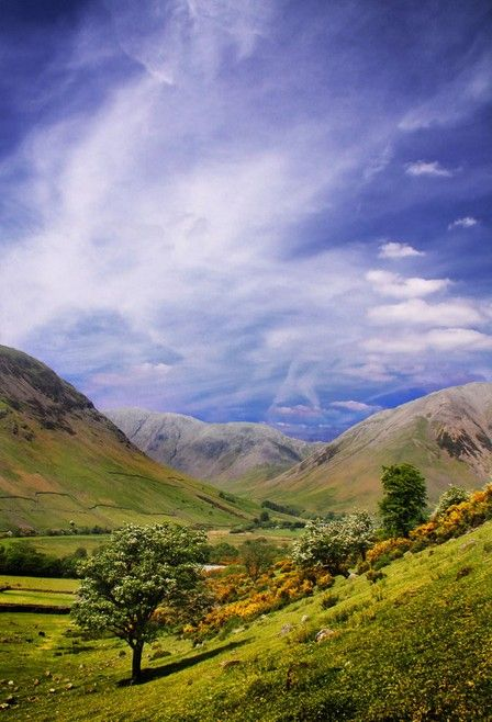 Scafell Pike, Lake District