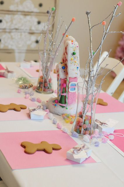 Gingerbread Cookie Decorating #gingerbread #decorating
