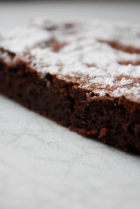 philuko: Sonntagssüß: Weltbeste Schokoladentarte