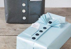 DIY -  Idé til gaveinnpakning