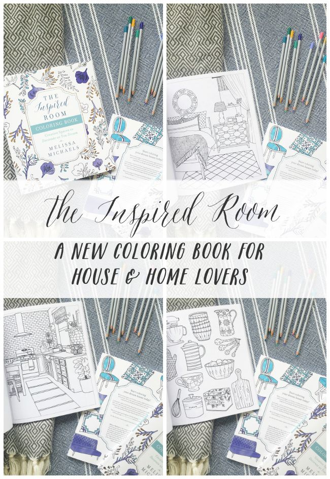 New Coloring Book : 23 best home decor coloring book images on pinterest