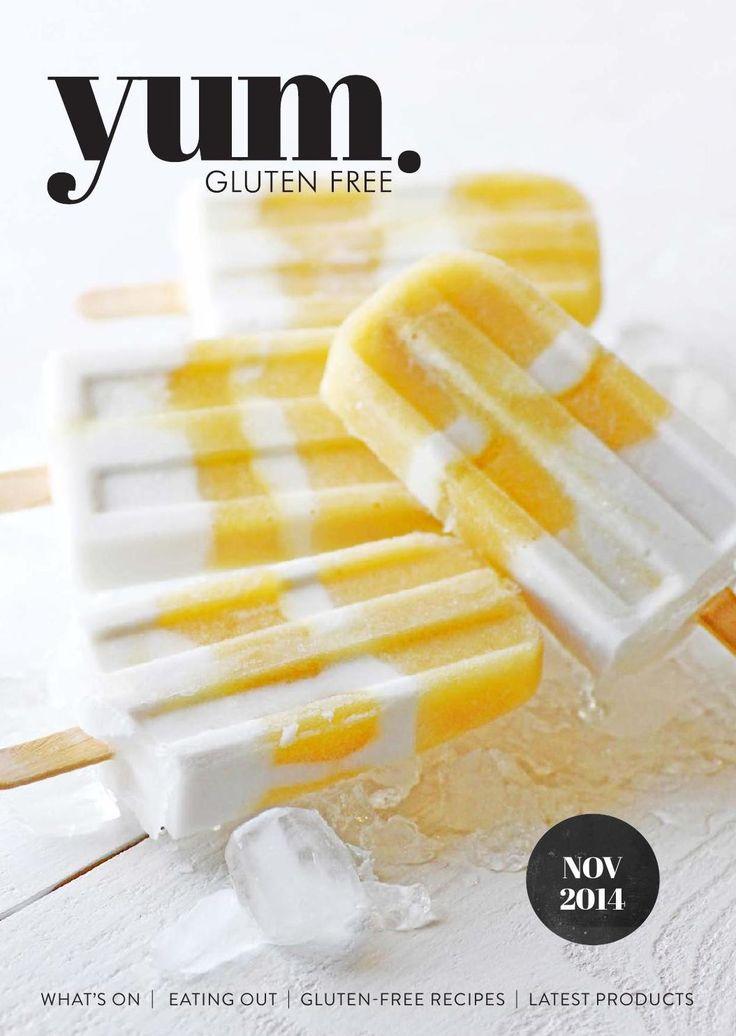 #ClippedOnIssuu from Yum gluten free magazine November  2014