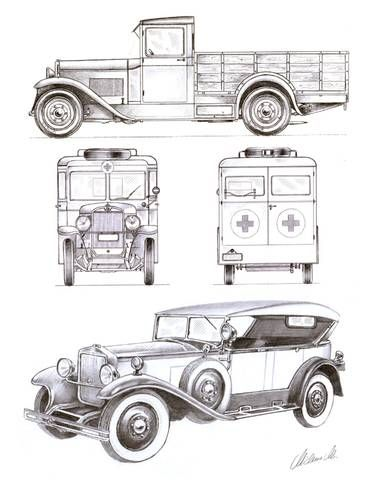 CWS T1 (1927-1931)  The CWS T-1 was the first built car manufactured in Poland. It was the only car that could be completely dismantled and again put together with one tool; all its screws and bolts had the same diameter.