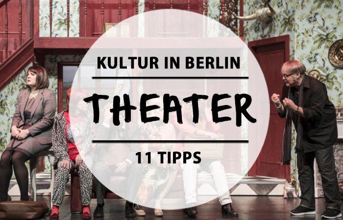 Welche Theater-Stücke ihr euch in dieser Spielzeit in Berlin noch anschauen solltet? Wir haben 11 Tipps für euch.