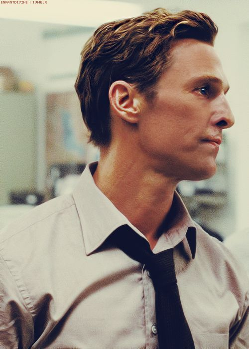 Rustin Cohle,True Detective. Acting at its very best. Excellent performance, Mr. McConaughey. Well done, indeed.