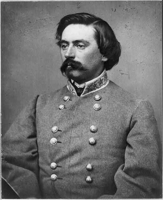Pierce Manning Butler Young. (1836-96). South Carolina to Georgia. USMA Class of 1861, but resigned when Georgia seceded