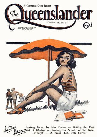 The Queenslander. 1934 http://www.vintagevenus.com.au/products/vintage_poster_print-mics272