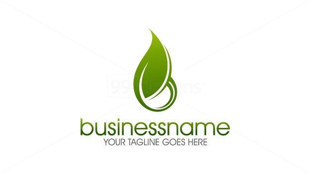 Green Leaf logo on 99designs Logo Store | Sarjay website n ...