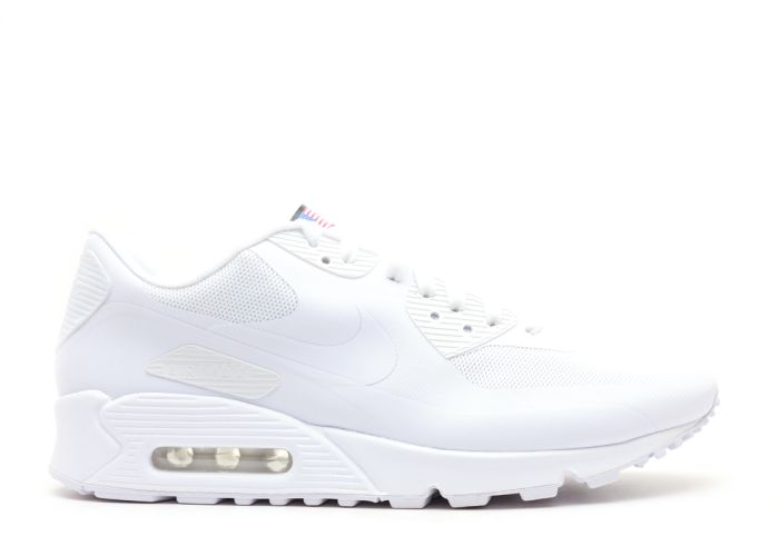new breathable air max 90 hyp qs white shoes with big discount dont