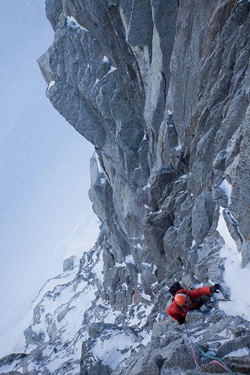 Chamonix conditions // Alpine Exposures Mountain Photography