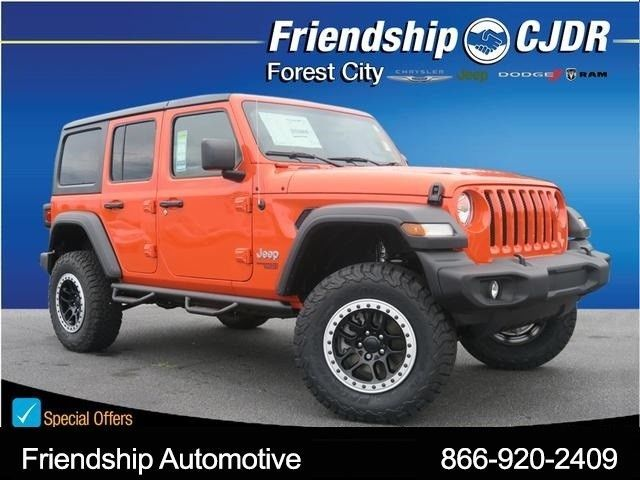 Ebay 2018 Wrangler Unlimited Sport 2018 Jeep Wrangler Unlimited 6 Speed Manual Friendship Automotive Group Bristol Wrangler Unlimited Sport