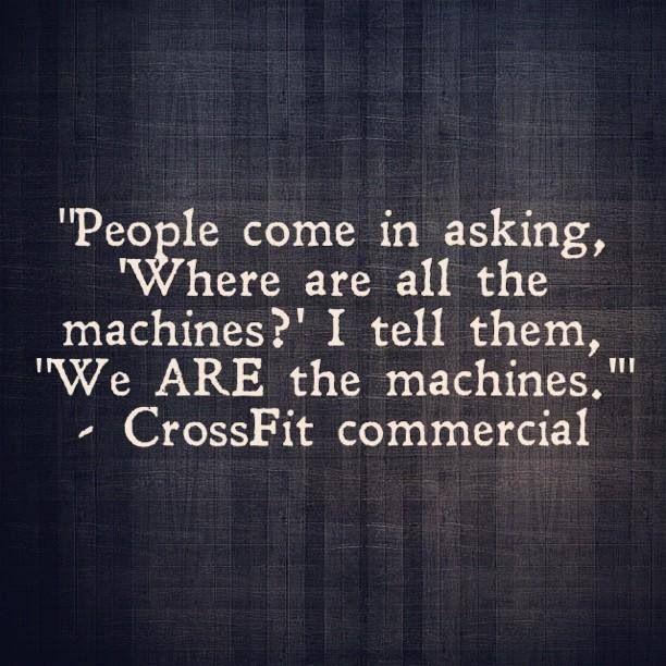 Crossfit is my love