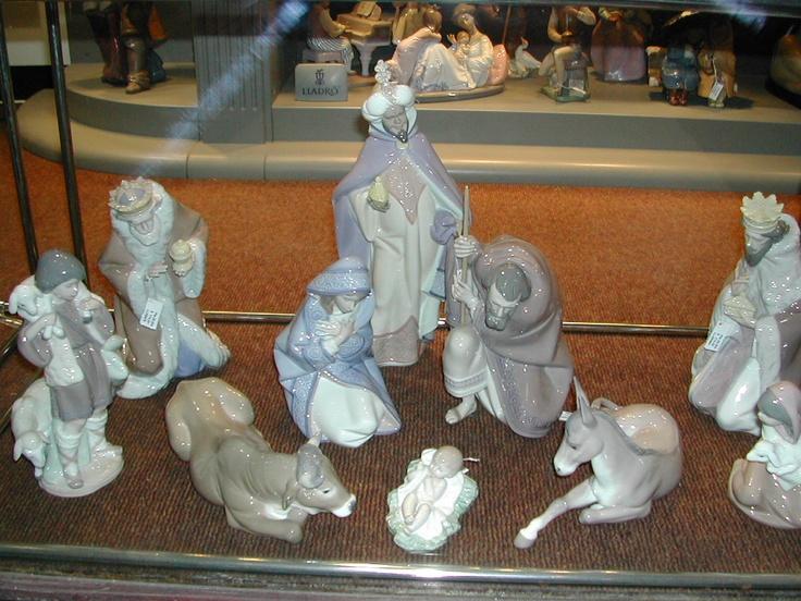 Lladro Nativity Set http://lladro.stores.yahoo.net