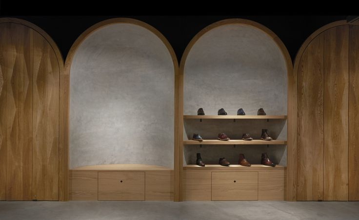 The notion of a handmade product resonates deeply with us at Wallpaper*, especially when it comes to our shoes. Which explains why the new store for Norwegian shoemaker Faust – which produces both ready-to-wear and handmade shoes – has struck such a ch...