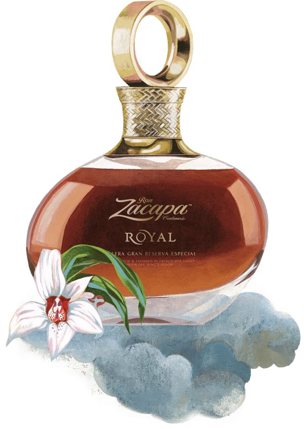 Zacapa Rum, Aged to perfection, Above the clouds