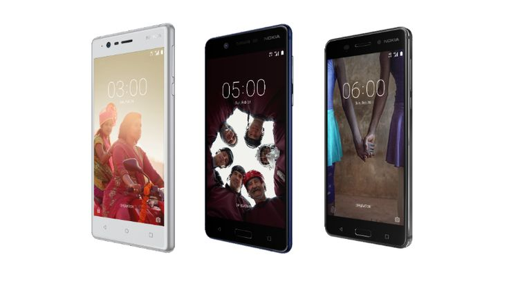 Nokia 3, Nokia 5, Nokia 6 Prices in India Announced: Event Highlights    #nokia3 #nokia5 #nokia6 #india #technews #technology #phones