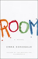 so simple yet so breathtaking. Room by Emma Donoghue