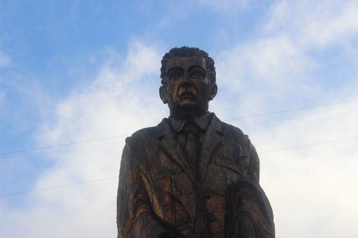 Monumento Pablo de Rokha