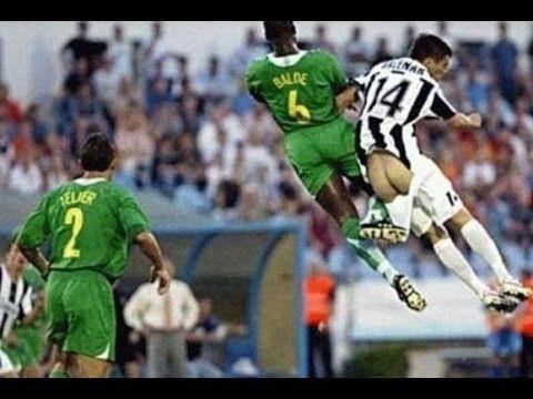 Los mejores videos chistosos de Fútbol