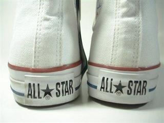 Converse Chuck Taylor All Star Optical White High
