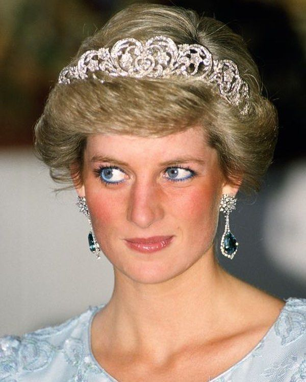 "Lady Diana, Princess of Wales on Instagram: ""Princess Diana ..."