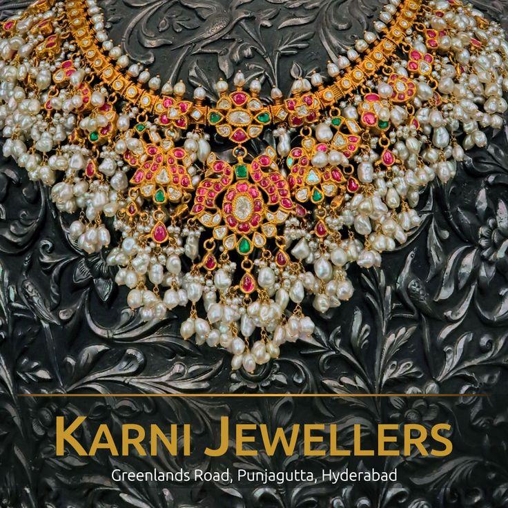 Great designs don't just happen! Visit Karni Jewellers store now to explore fine hertiage jewellery.