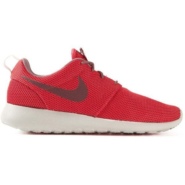 nike roshe run trainer 79  liked on polyvore featuring mens fashion