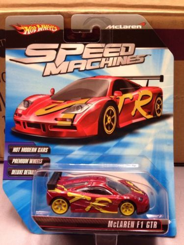 2018 mclaren f1 price. plain 2018 2010 hot wheels speed machines mclaren f1 gtr dark red moc sold for full  asking price for 2018 mclaren f1