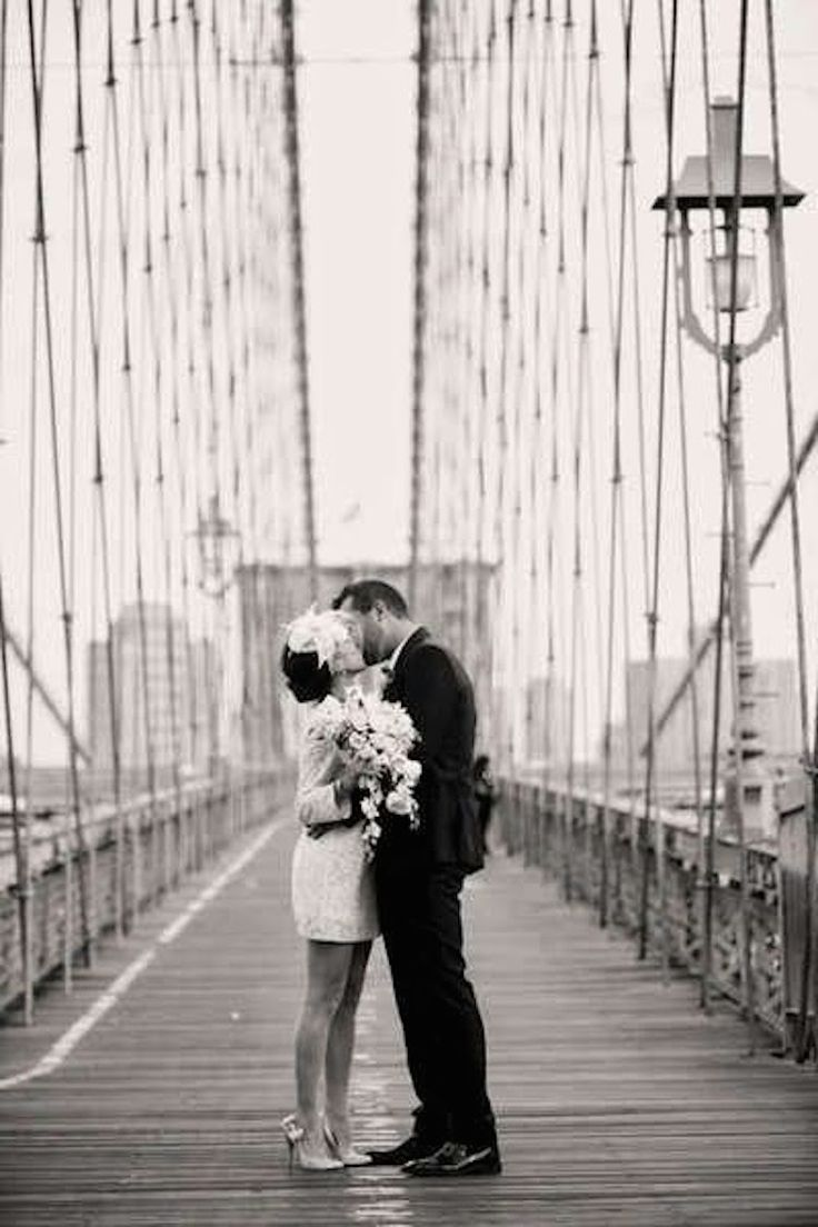 Gorgeous Urban Wedding Photography