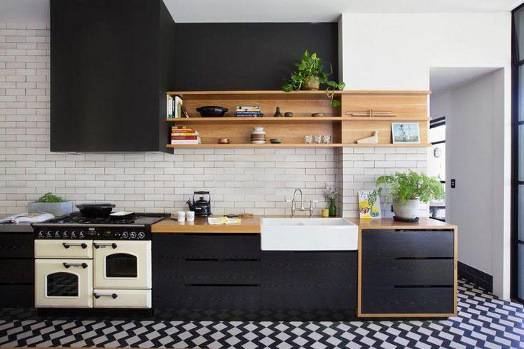 Emeline Cazi (ecazi) on Pinterest - Hauteur Plan De Travail Cuisine Ikea