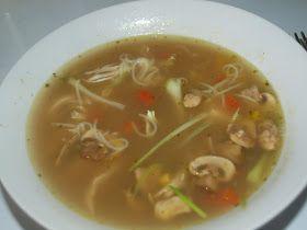Jens Slimming World Journey: Chicken Noodle Soup