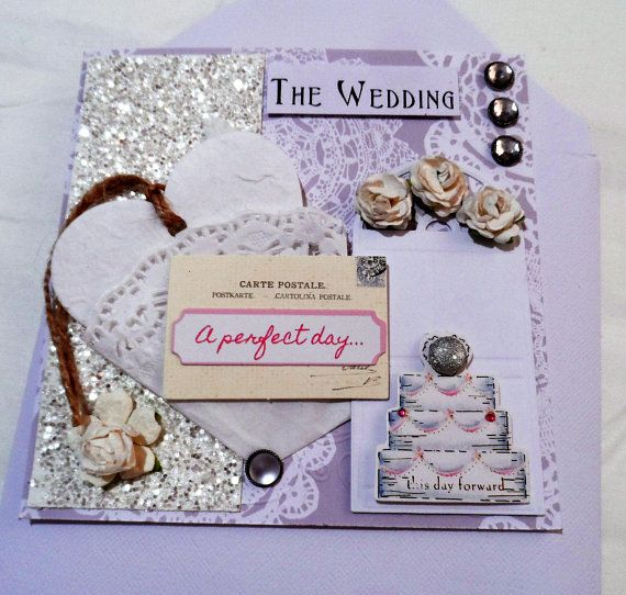 Cards  Wedding Card   Handmade Cards Any occasion cards