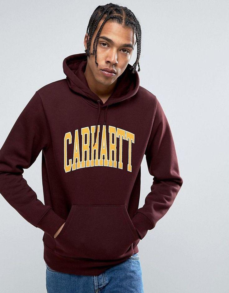 Division Sweater damson Carhartt Work in Progress WoXgAZU4D9