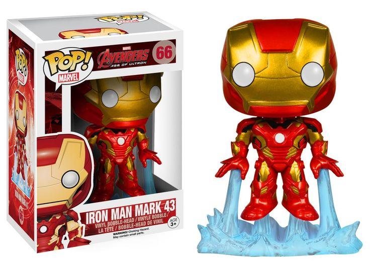 Funko Pop! Marvel: Avengers 2 - Iron Man