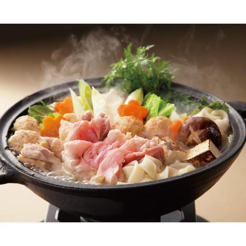 名古屋コーチン料理専門店と同じ名古屋コーチンのお肉、名古屋コーチンから炊き出した水炊きスープ、お店で人気のトッピングの名古屋コーチンぷるるんコラーゲンを詰め合わせました。