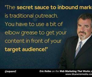 WMTW 010: Eric Keiles on inbound marketing's secret sauce [podcast]