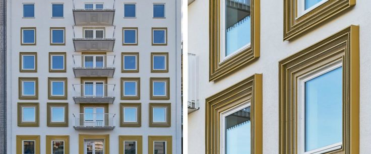 A newly-built apartment complex in Linköping, Sweden designed by Kjellgren Kaminsky Architecture is not only aesthetically pleasing, but produces so much energy that it's able to sell the surplus to electricity companies.