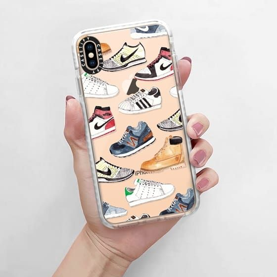 iphone xs case sneakers