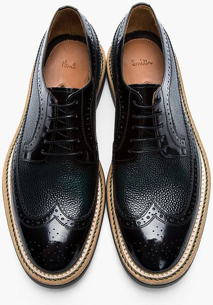 Brogues by Paul Smith - The Shoelosophy