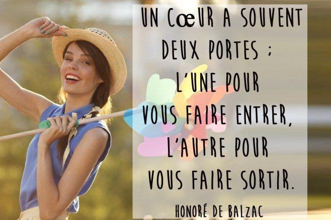 Citation rupture d'Honoré de Balzac