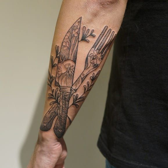best 25 chef tattoo ideas on pinterest cooking tattoo baking tattoo and pastry tattoo
