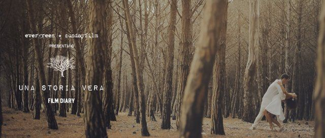 UNA STORIA VERA | Film Diary di Antonio e Luana (Film completo 22') Produzione | evergreen + sundayfilm Videografi e-session | Luigia Pansera, Giuseppe Colonese, Demetrio Caracciolo, Dario Di Natale, Leonardo Tornabene, Vito D'Agostino. Videografi matrimonio | Luigia Pansera, Giuseppe Colonese, Demetrio Caracciolo. Editing e sound | Giuseppe Colonese  Un ritratto appassionato, magico e rarefatto del giorno in cui due destini diventano uno, narrato con l'anima delicata ...