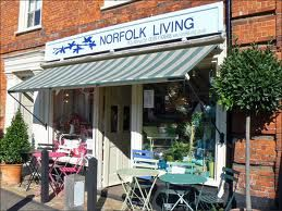 Norfolk living is a lovely interiors shop in Burnham Market North Norfolk