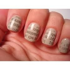 Bilderesultat for nail polish on nails