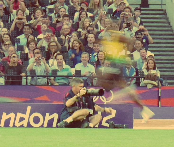 Lightening Quick, Lightening Bolt, Usain Bolt!