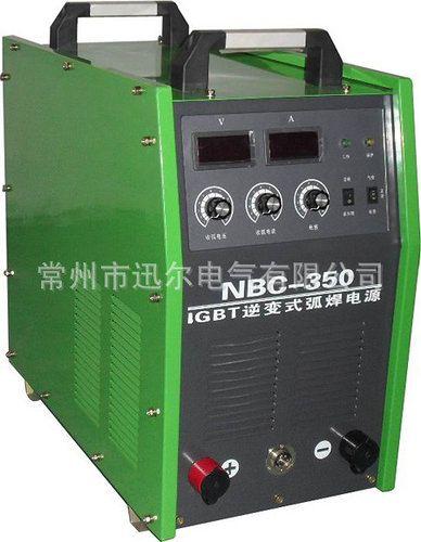 XUN-ER IGBT Inverse electric welding machine❤ XUN-ER NBC series of IGBT inverter welding machine welder NBC-350 ❤High Quality